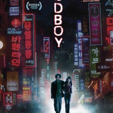 "Popular Korean film, ""Oldboy"" (2003)"