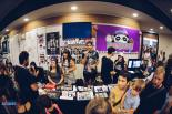 HallyuCY's booth at CCC16!