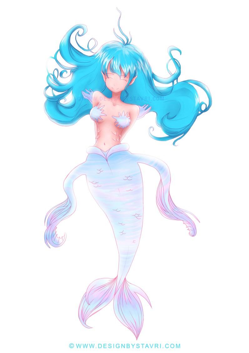 Little Mermaid_DesignByStavri2