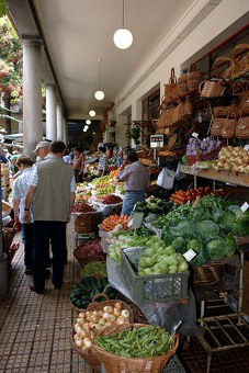 Funchal Market, Madeira
