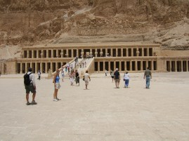 Hatshepsut Temple, West Bank, Luxor, Egypt