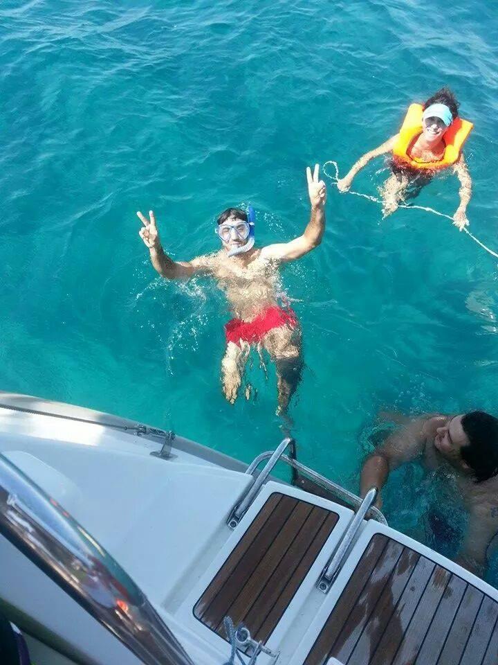 Διακοπές με ιστιοπλοικό σκάφος