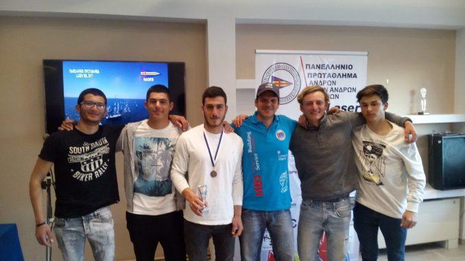 Εμπειρίες που θα μείνουν αξέχαστες στο Πανελλήνιο Πρωτάθλημα LaserRadial