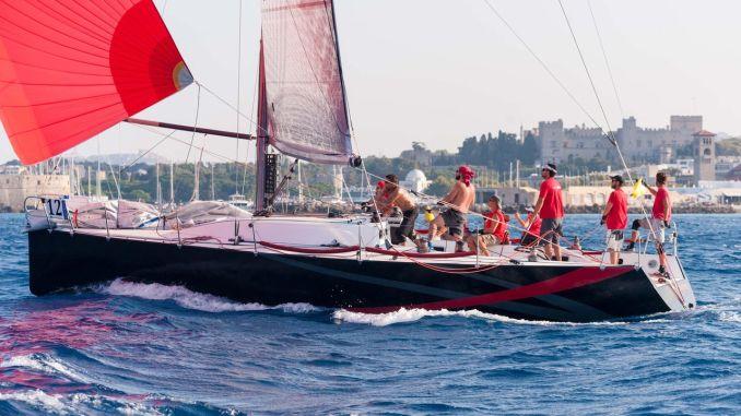 Στη Ρόδο έφτασε η Αegean Regatta