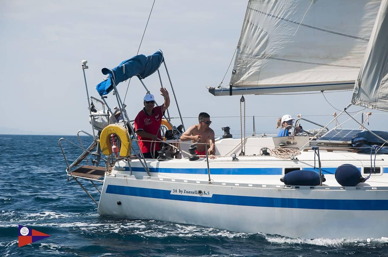Aγώνας Ανοικτής Θάλασσας «Δ.Τάγιας»