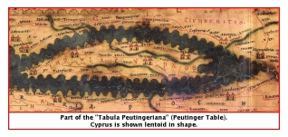 Possibly to oldest map of Cyprus sml