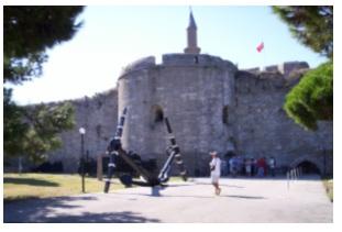 Cimenlik Fortress