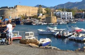 Old Kyrenia Harbour 2011