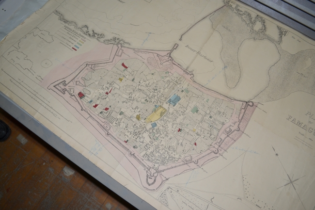 6 Fine map of Famagusta cyprusscene