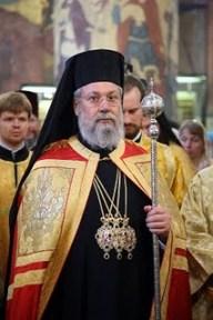 Arch Bishop Chrysostomos
