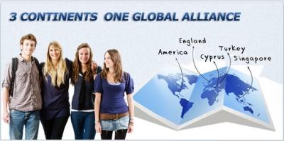 3 Continents 1 University
