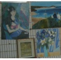 Paintings for sale or auction