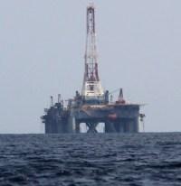 Gas exploration rig