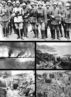 Gallipoli Campaign - Wikipedia picture
