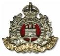 Suffolk Regiment badge
