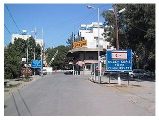 TRNC Border Crossing