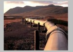 Gas pipeline image