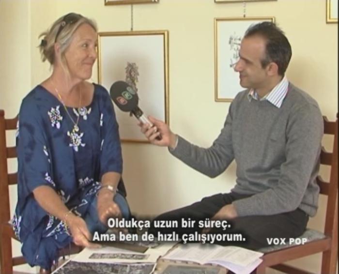 Bidi McIntyre speaks to Engin