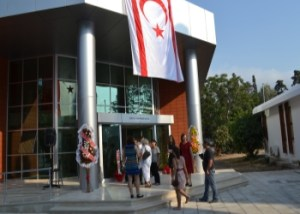 The new Milli Arşiv building image