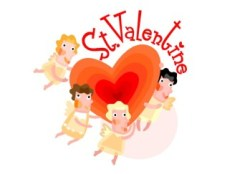 Valentine Day Sweetheart Supper