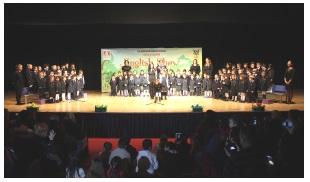 GAU Pre-School performance