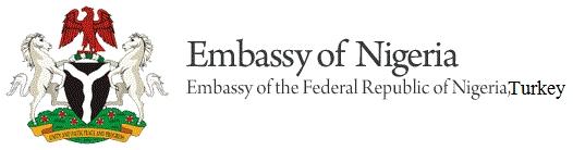 Nigerian Embassy Turkey