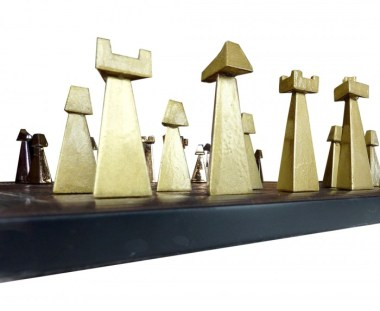 My chess pieces