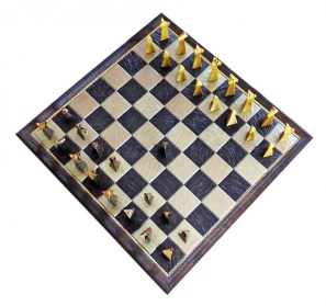 6 My chess pieces