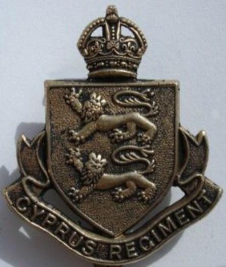Cyprus Regiment