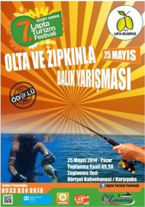 Fishing poster