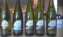 """German Moselle """"Riesling"""" wines"""
