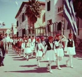 1960 EOKA day celebrations in Paphos