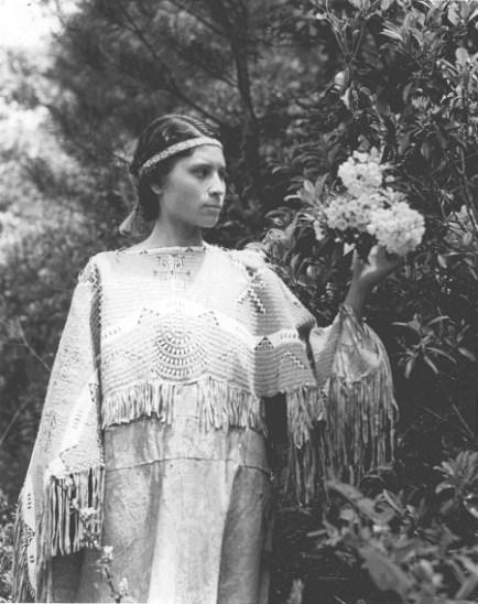 A Cherokee Indian