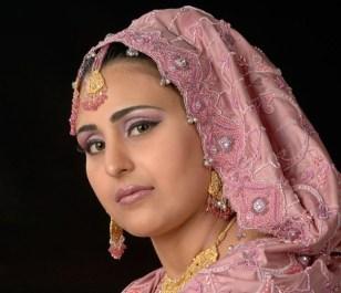 A Turkish maiden