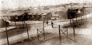 Karaolos in 1915 when it was used by the British Police.