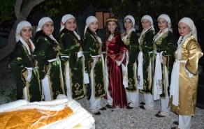 Lapta Belediyesi Folk Dance Group