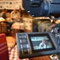 7. Filming in progress