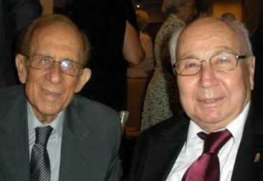 Dr Argyriou and Mr Oktay Feridun