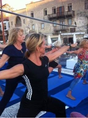 Suzie - Yoga