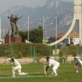 3 The TRNC Cricket Club home pitch