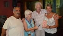 l-r Mike Alican, Carole Lloyd, Paul and Sue Tilt
