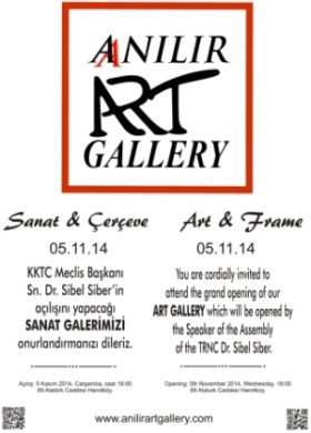 Anilir Art Gallety opening