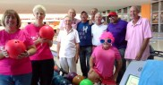Pink Olive Press, Corner House ladies day, Corner House Bikers and Pink Bowling.
