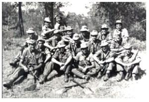 7 Platoon C Company - Derek's companions