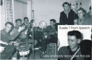 Band and Russell