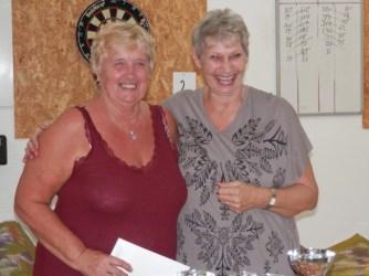 Joan Dartnall and Maureen Swayne