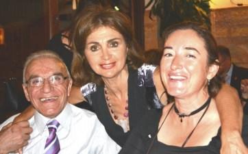 Mustafa Gul and Tatyana
