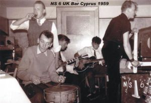 NS SIX 1959 UK BAR NICOSIA CYPRUS JPEG