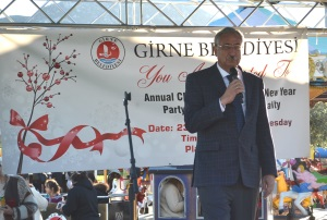 Girne Mayor