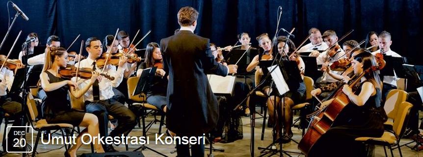 Umut Orchestra Concert